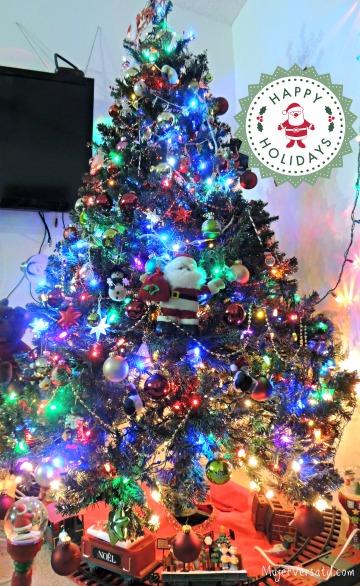 Mi Árbol de Navidad